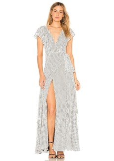 Tularosa Sid Wrap Dress