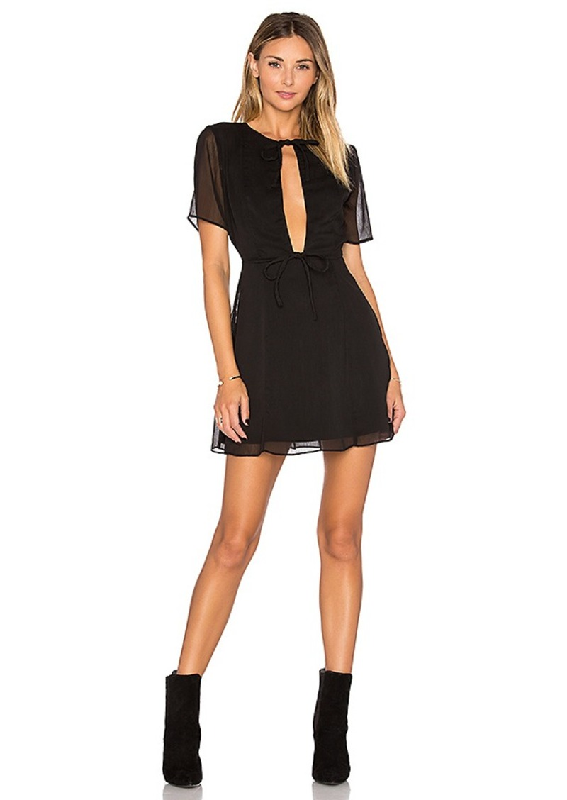 Laney Dress in Black. - size S (also in XS) Tularosa mzUcmM