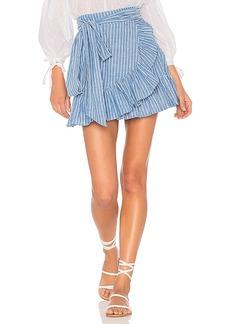 Tularosa x REVOLVE Maida Ruffle Skirt