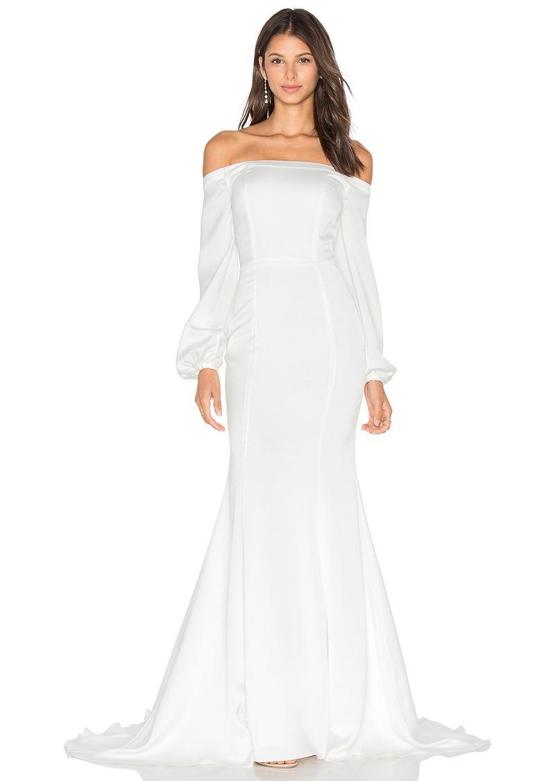 Tularosa x REVOLVE Wyoming Gown