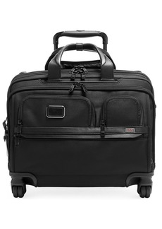 Tumi Alpha DLX 4-Wheel Laptop Briefcase