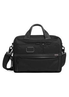 Tumi Alpha Expandable Laptop Briefcase