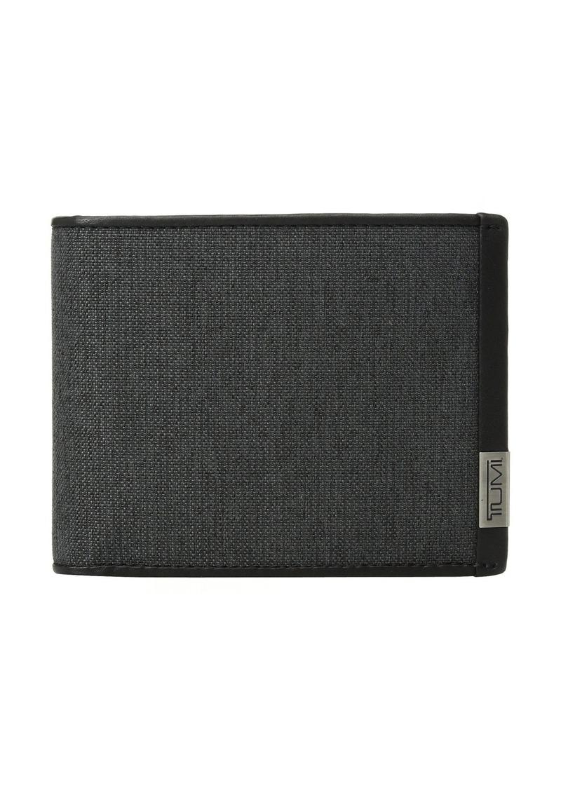Tumi Alpha Global Wallet w/ Coin Pocket
