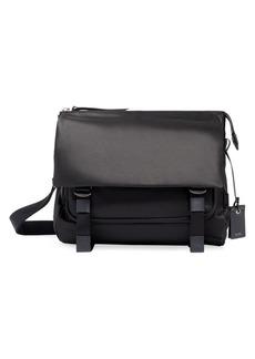 Tumi Devoe Gem Leather Crossbody Bag