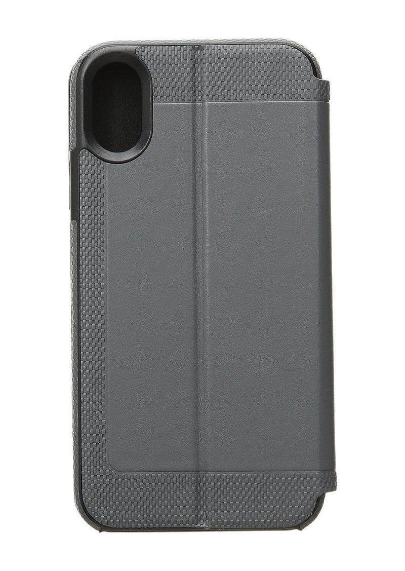 super popular dfd7e e4972 Folio Snap Case iPhone X