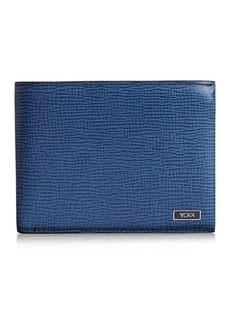 Tumi Global Double Bifold Wallet