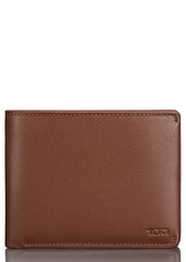 Tumi Global Leather Passcase Wallet