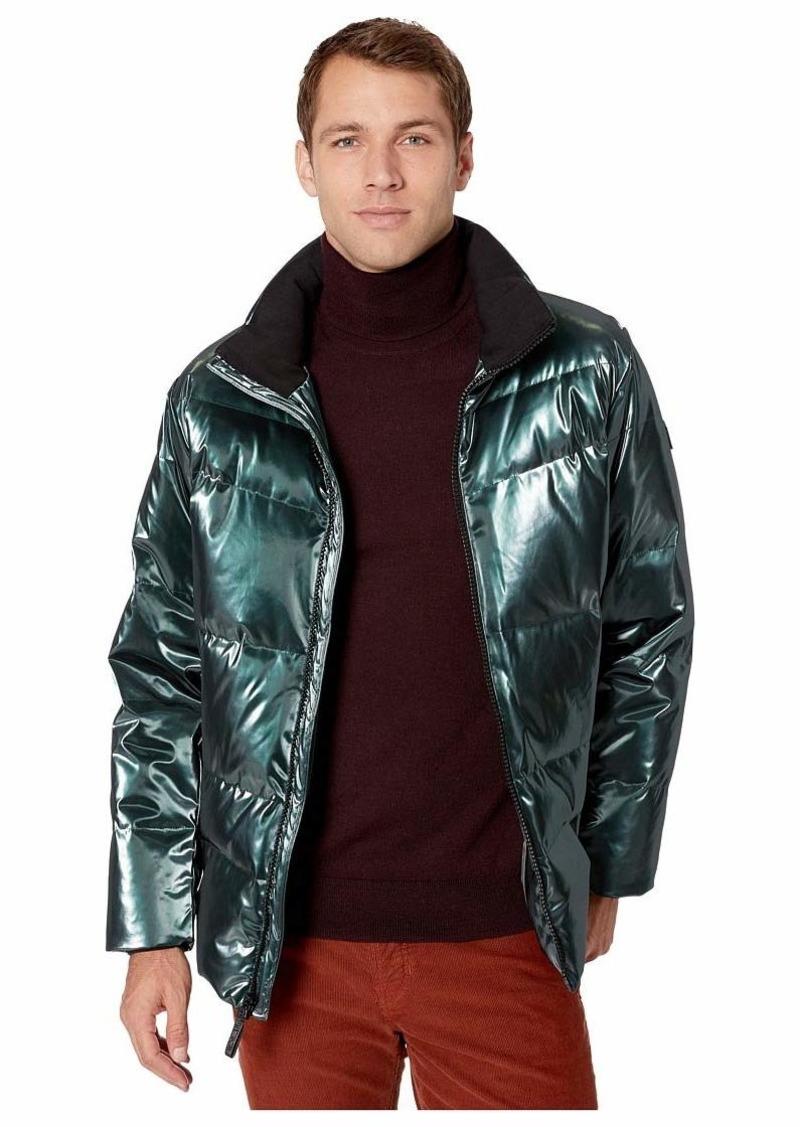 Tumi High Shine Luxe Down Jacket