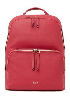 Tumi Hudson Leather Backpack
