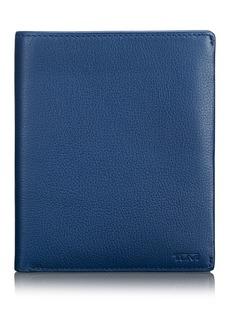 Tumi ID Lock Leather Passport Case