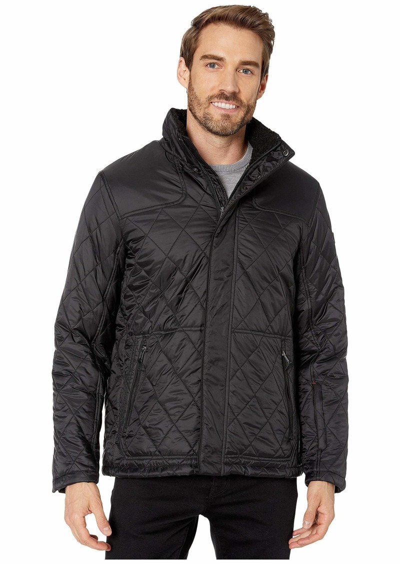 Tumi Luxe Quilt Jacket