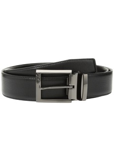 Tumi Monaco Leather Belt