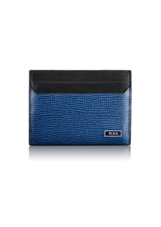 Tumi Monaco Leather Card Case
