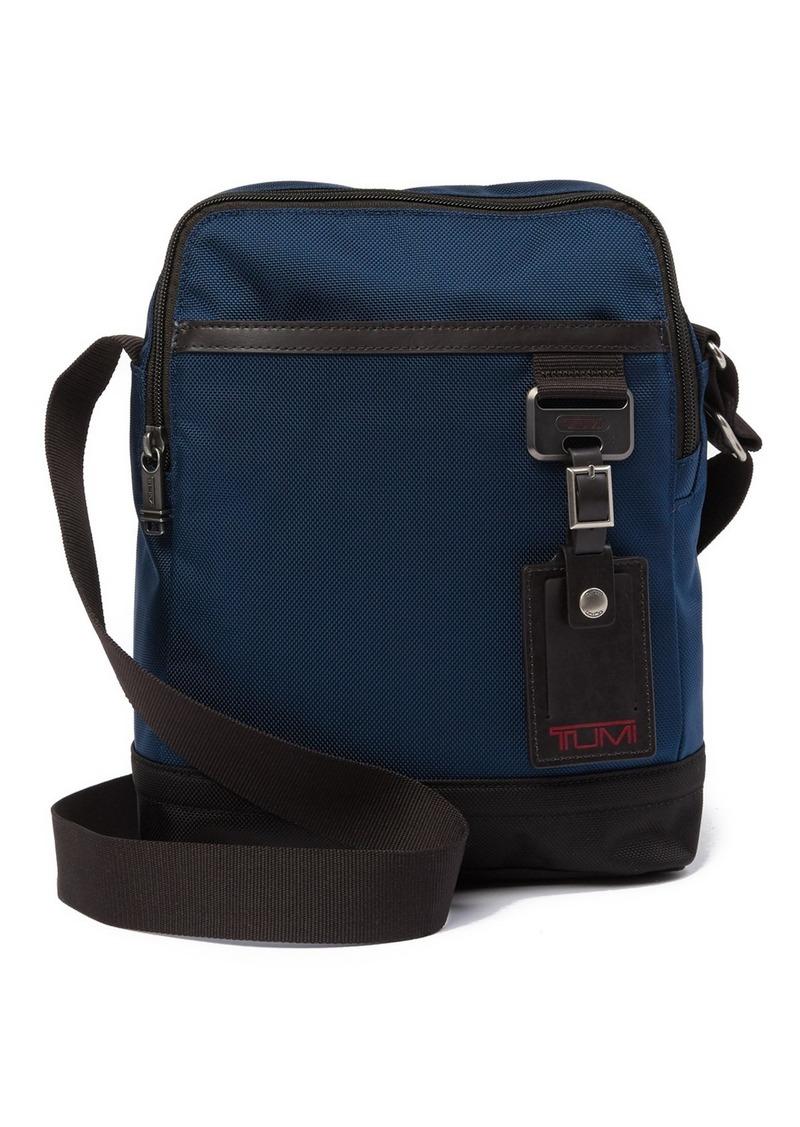 Tumi Quincy Expansion Slim Crossbody Bag