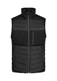 Tumi Reversible Nylon Puffer Vest