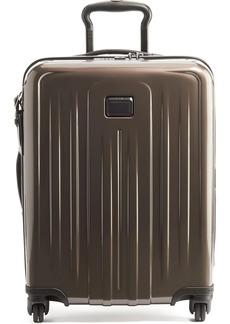 Tumi rolling wheel suitcase