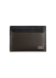 Tumi Slim Leather Card Holder