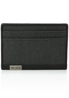 TUMI - Alpha Slim Card Case Wallet with RFID ID Lock for Men -