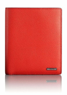 TUMI - Province Passport Case Holder - Wallet for Men and Women -