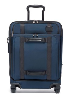 Tumi 22-Inch Front Lid Recycled Wheeled Dual Access Continental Carry-On Bag