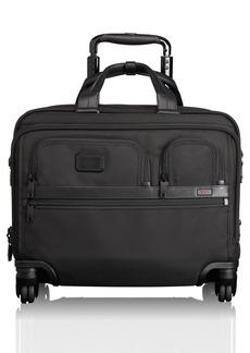 Tumi Alpha 2 Deluxe Wheeled Briefcase
