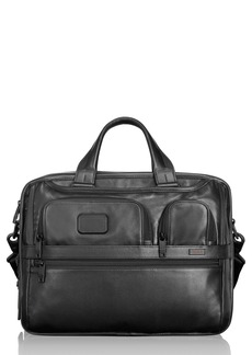 Tumi Alpha 2 Expandable Laptop Briefcase