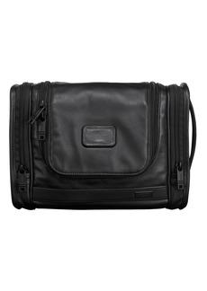 Tumi Alpha 2 Leather Hanging Travel Kit