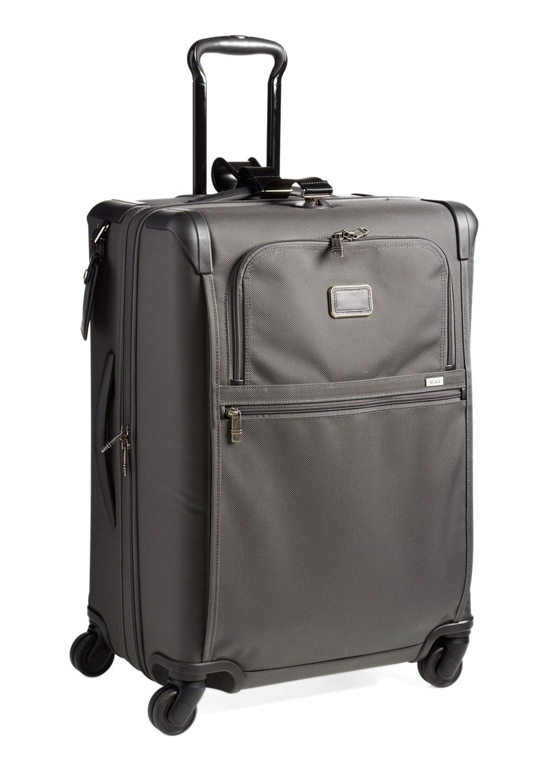 Nordstrom Rack has TUMI bags up to $ off for a limited-time luggage sale.