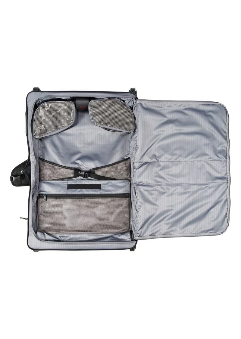 Tumi Alpha 2 Wheeled 22 Inch Carry On Garment Bag Handbags