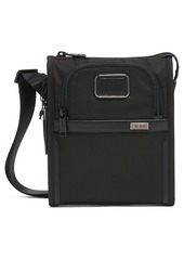 Tumi Alpha 3 Collection Small Crossbody Pocket Bag