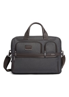 Tumi Alpha 3 Expandable Organizer Latop Brief