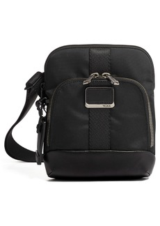 Tumi Alpha Bravo Barksdale Black Crossbody Bag