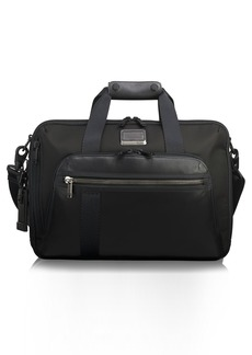 Tumi Alpha Bravo Mountain Convertible 3-Way Briefcase
