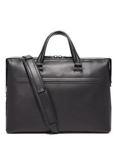 Tumi Ashton Leather Gates Slim Briefcase