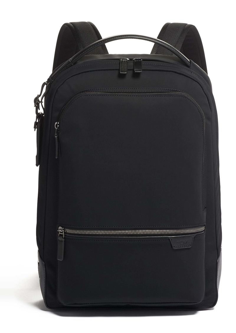Tumi Bradner Nylon Tricot Laptop Backpack