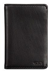 Tumi 'Chambers' Leather Card Case