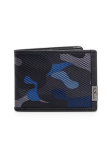 Tumi Double Billfold Wallet
