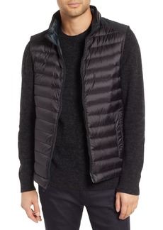 Tumi Down Puffer Hooded Vest