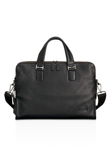 Tumi Harrison Seneca Leather Slim Briefcase
