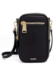Tumi Katy Leather Crossbody Bag