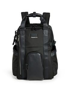 Tumi Alpha Bravo Kings Backpack Tote