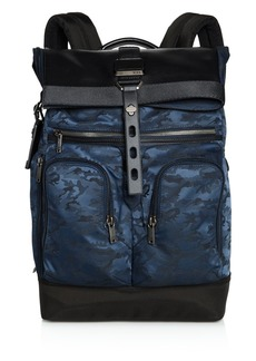 Tumi London Rolltop Backpack - 100% Exclusive