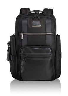 Tumi Men's Alpha Bravo Sheppard Deluxe Brief Pack Business Backpack
