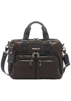 Tumi Men's Alpha Bravo Slim Briefcase