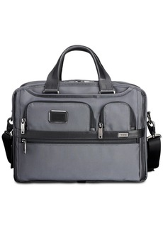 Tumi Men's Alpha Computer Briefcase