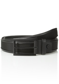 TUMI Men's Ballistic Belt Black