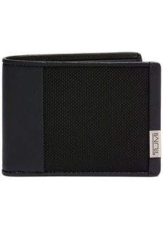 Tumi Men's Double Billfold Wallet