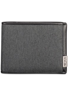 Tumi Men's Global Removable Passcase Wallet