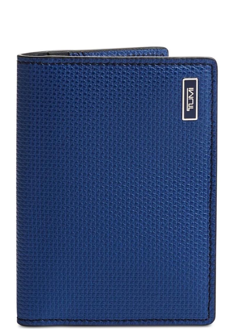 newest cc086 65939 Men's Monaco Leather Folding Card Case