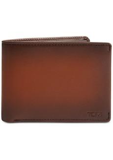 Tumi Men's Nassau Leather Double-Billfold Wallet